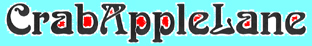 CrabAppleLAne Blog III